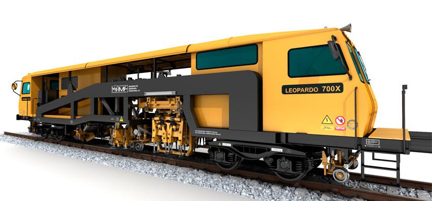 Leopardo 700X